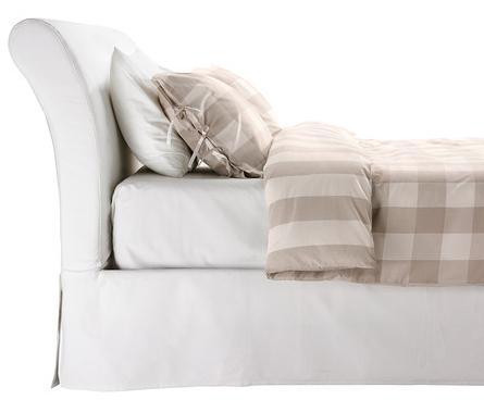 Gli elementi e gli accessori che abbelliscono il letto - Ikea lenzuoli matrimoniali ...