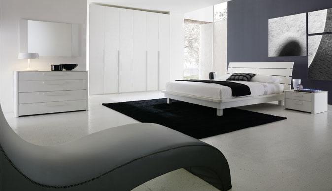 Come collocare il letto all interno della stanza - Camere da letto bellissime ...
