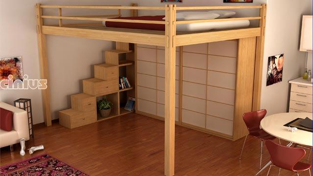 tatami e futon sono due elementi completamente differenti