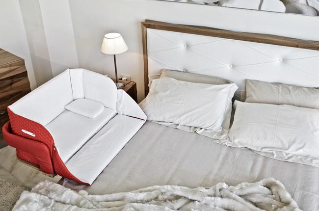 La culla il posto ideale dove far dormire il nostro bambino per i primi mesi di vita - Culla che si attacca al letto prenatal ...