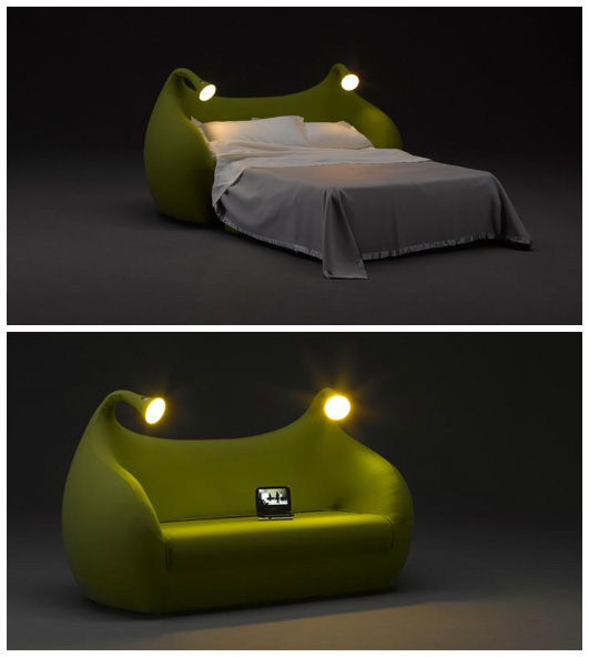 Pouf Letto Piccolo ~ duylinh for