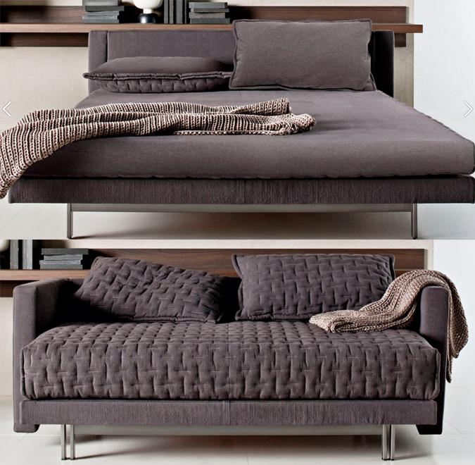 Come scegliere il divano letto per tutti i giorni - Divano letto piccole dimensioni ...