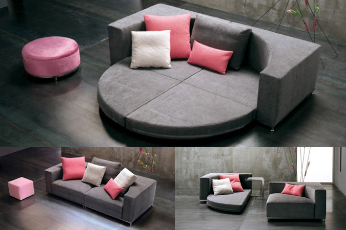 Divani faenza divano relax divano divano angolare for Divano particolare