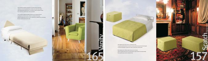 come scegliere il pouf-letto - Puffoletto Chateau D Ax